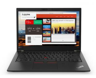 """Nešiojamas kompiuteris LENOVO T480S 14""""FHD i7-8550U 16GB 512GB SSD  Windows 10 Pro"""