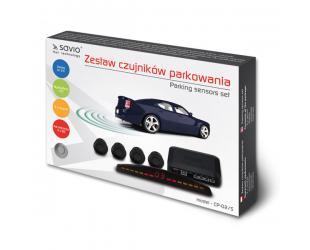 Parkavimo sistema SAVIO CP-02 (j)