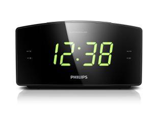 Radijo imtuvas su laikrodžiu PHILIPS AJ3400/12