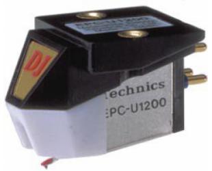 Adata patefonui TECHNICS EPC-U1200E-K