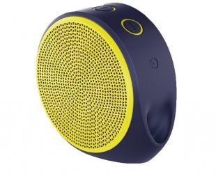 Bluetooth kolonėlė LOGITECH X100 Mobile, geltona
