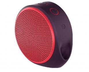 Bluetooth kolonėlė LOGITECH X100 Mobile, raudona