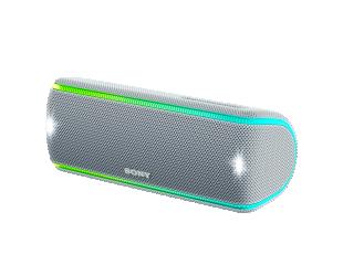 Bluetooth kolonėlė SONY SRS-XB31W, balta