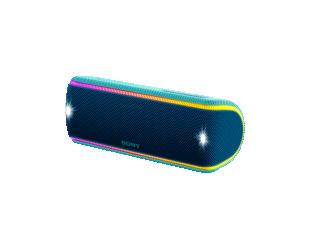 Bluetooth kolonėlė SONY SRS-XB31L, mėlyna