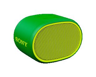 Bluetooth kolonėlė SONY SRS-XB01G, žalia