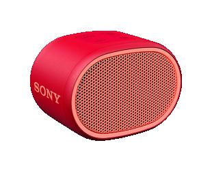 Bluetooth kolonėlė SONY SRS-XB01R, raudona
