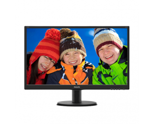 Monitorius Philips 240V5QDSB/00 23.8""