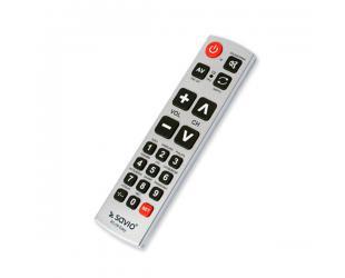 TV valdymo universalus pultas SAVIO universal RC-04