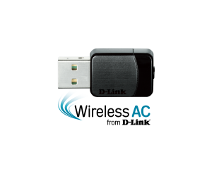 USB WLAN adapteris D-LINK DWA-171 AC