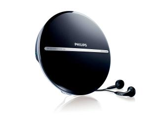 CD/MP3 grotuvas PHILIPS EXP-2546/12