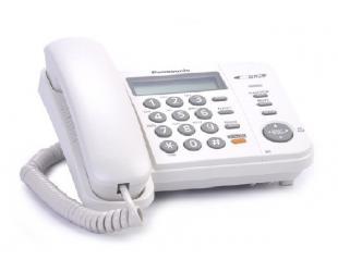 Telefonas PANASONIC KX-TS580FXW