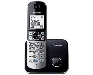 Telefonas PANASONIC KX-TG6811FXB