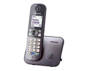 Telefonas PANASONIC KX-TG6811FXM