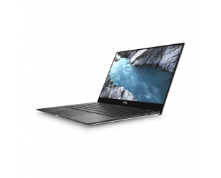 "Nešiojamas kompiuteris Dell XPS 13 9370 Silver 13.3""UHD Touch i7-8550U 8GB 256GB SSD Windows 10 Pro"