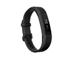 Išmanusis laikrodis Fitbit Alta HR Black Gunmetal L