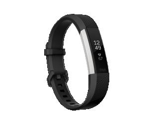 Išmanusis laikrodis Fitbit Alta HR Black L