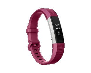 Išmanusis laikrodis Fitbit Alta HR Fuchsia S