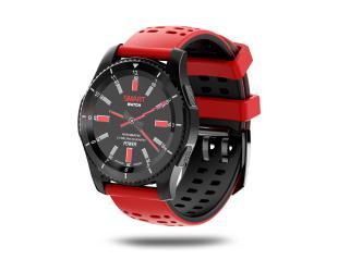 Išmanusis laikrodis DT No.1 GS8 2G nanoSIM, raudonas