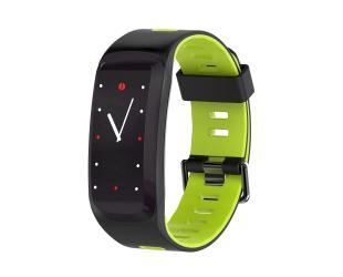 """Išmanusis laikrodis DT No.1 F4C 0.95"""" IP68, žalias"""
