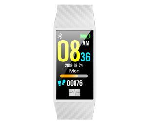 Išmanusis laikrodis DT NO.1 DT58 IP68, baltas