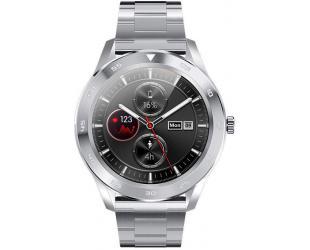 Išmanusis laikrodis DT NO.1 DT98 silver steel IP68
