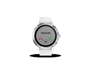 Išmanusis laikrodis Garmin Vivoactive 3, GPS, baltas