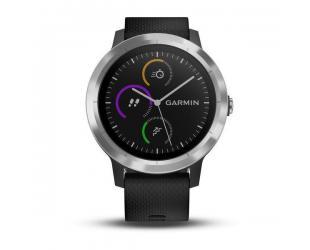 Išmanusis laikrodis Garmin Vivoactive 3, GPS, juodas