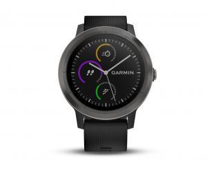 Išmanusis laikrodis Garmin Vivoactive 3, GPS, pilkas
