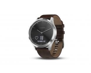 Išmanusis laikrodis Garmin vivomove HR Premium black L dydžio apyranke