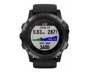 Išmanusis laikrodis Garmin fenix 5x Plus GPS saphire black
