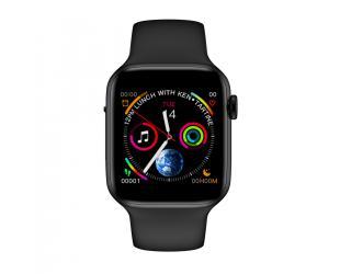 Išmanusis laikrodis Microwear W34 black