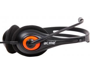 Ausinės su mikrofonu ACME HM-01