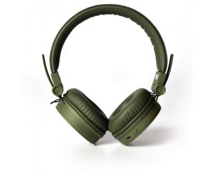 Ausinės FRESH'N'REBEL BLUETOOTH CAPS, Army