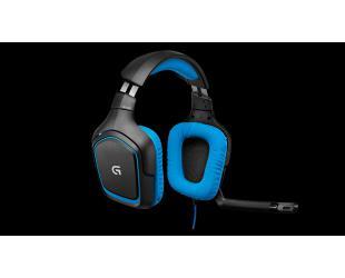 Žaidimų ausinės LOGITECH G430