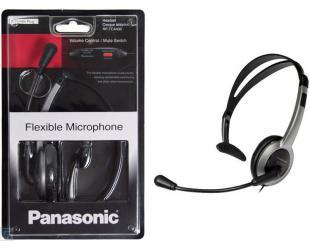 Ausinės su mikrofonu PANASONIC RP-TCA430E-S