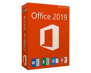 Programinė įranga MICROSOFT OFFICE 2019 H&S/ENG licencija