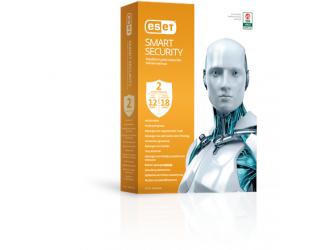 Antivirusinė programa ESET Smart Security 8 2 vartotojams, 12-18 mėn