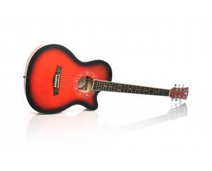 "Akustinė gitara ADONIS AGAW3921C RDS 39"""