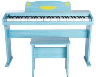 Elektrinis pianinas ARTESIA FUN-1, mėlynos spalvos