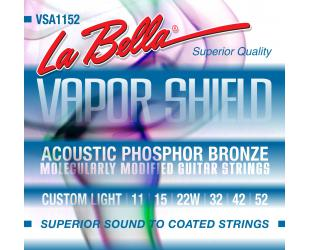 La Bella stygos gitarai Acoustic VSA1152