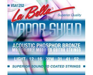 Stygos gitarai La Bella Acoustic VSA1252