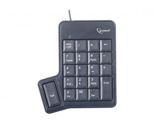 Klaviatūra GEMBIRD KPD-UT-01, skaičių