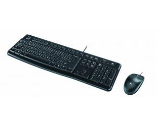 Klaviatūra+pelė LOGITECH MK120, RU