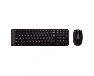 Klaviatūra+pelė LOGITECH MK220