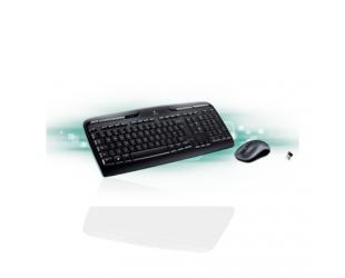 Belaidė klaviatūra+pelė LOGITECH MK330, US