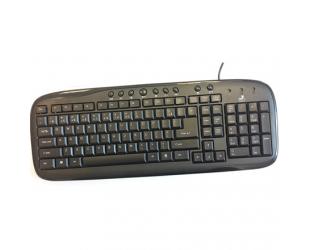 Klaviatūra Super power Keyboard KM-1008 LT