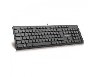 Klaviatūra MODECOM MC-5006, US