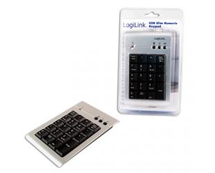 Klaviatūra skaičių LOGILINK ID0008