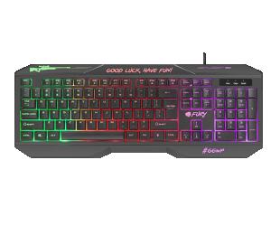Žaidimų klaviatūra HELLFIRE 2 EN