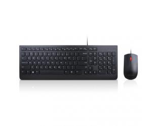 Klaviatūra+pelė LENOVO 4X30L LT